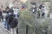 गुर्जर आंदोलन: शिवपुरी मेगा हाइवे पर गुर्जर समाज ने लगाया जाम