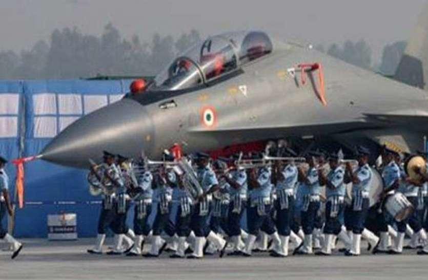 IAF ने कश्मीरी परीक्षार्थियों की परीक्षा को इस तरह यादगार बनाया