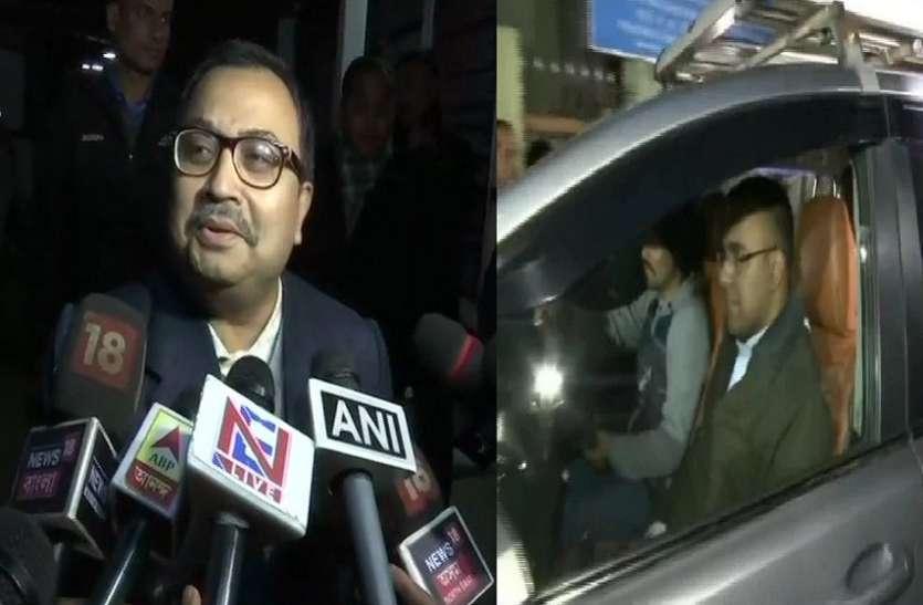 आज फिर CBI के सामने हाजिरी लगाएंगे राजीव कुमार