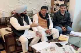 हरियाणा में राजनीतिक गोलबंदी के लिए गतिविधियां तेज,अकाली नेता मनजिंदर सिंह सिरसा ने की राजकुमार सैनी से मुलाकात
