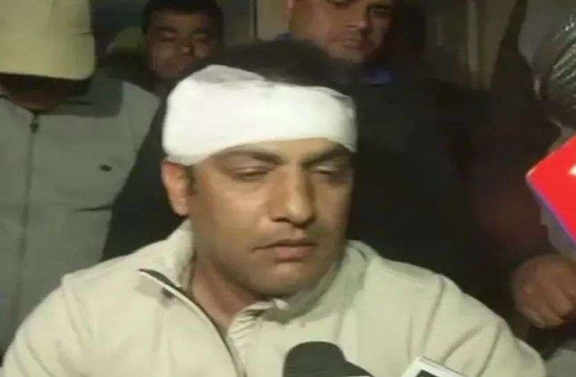 मुख्य चयनकर्ता पर जानलेवा हमले के आरोप में युवा क्रिकेटर अनुज डेढ़ा गिरफ्तार, आजीवन बैन