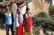 संवेदनहीन सिस्टम! नेत्रहीन बेटे-बेटी का बुढ़ापे में सहारा बनी विधवा मां को शासकीय योजनाएं नसीब नहीं