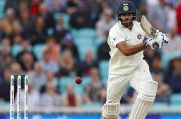 ईरानी ट्रॉफी : विकेटों के पतझड़ के बीच मयंक और विहारी ने शेष भारत को पहुंचाया सम्मानजनक स्कोर तक