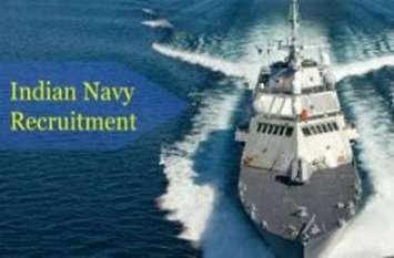 Indian Navy : Sailor SSR 2019 परीक्षा के लिए एडमिट कार्ड जारी
