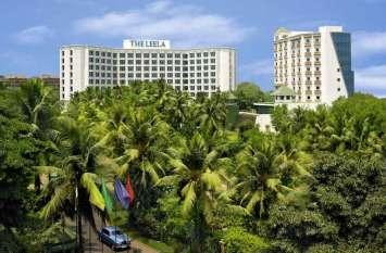 होटल लीला को तीसरी तिमाही में हुआ 8.58 फीसदी का मुनाफा, पहुंचा 44 करोड़ के पार