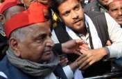 अखिलेश यादव का बड़ा बयान, कहा - नेताजी यहां से 2019 चुनाव लड़ने के हैं इच्छुक, रिकॉर्ड जीत दिलानी है