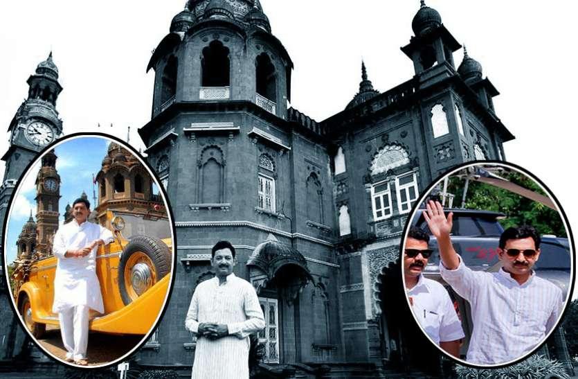 बेहद स्टाइलिश हैं छत्रपति शिवाजी के 13वें वंशज, विंटेज कारों का काफिला और हेलिकॉप्टर से करते हैं सैर