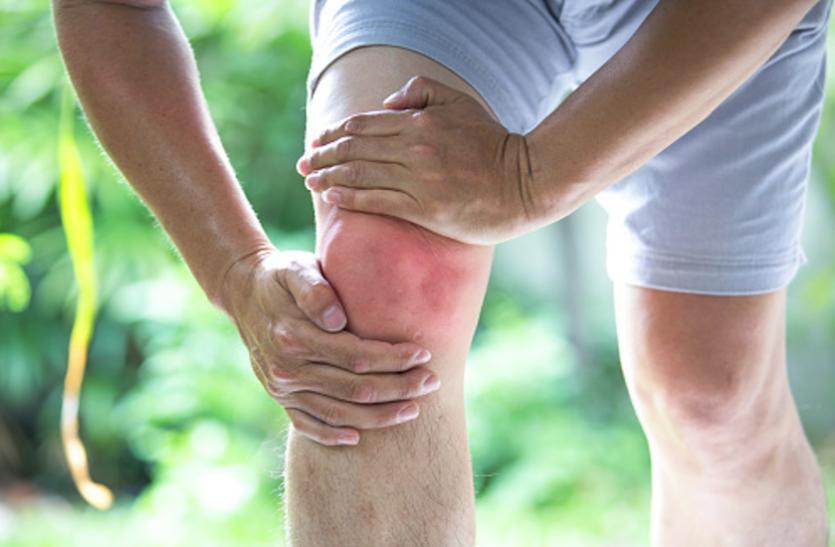 घुटनों व पीठ में हाेती है सूजन ताे इस बीमारी के हैं लक्षण