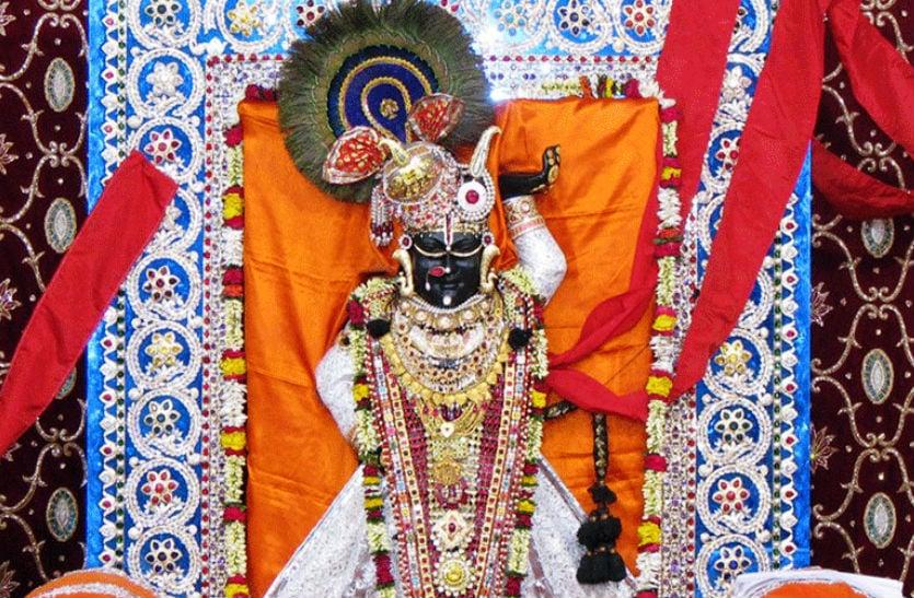 मथुरा के गोवर्धन से जुड़ी है श्रीनाथजी के मंदिर की ये प्रथा, उत्थापन के दर्शन से पहले इसलिए किया जाता है शंखनाद