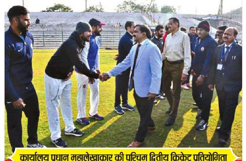 एजी ग्वालियर, अहमदाबाद, मुंबई और राजकोट सेमीफाइनल में