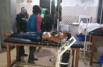 भाई के साथ स्कूटी से घर लौट रही बहन की सड़क हादसे में तड़पकर दर्दनाक मौत, भाई समेत 3 घायल