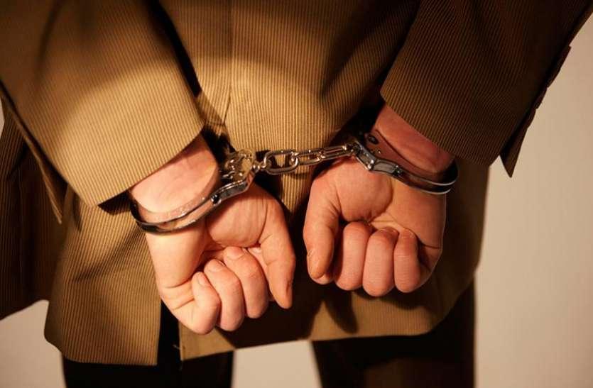 हवार्इ जहाज में बैठने से पहले ही कारोबारी हुआ गिरफ्तार, करोड़ों का इनकम टैक्स चोरी कर भाग रहा था विदेश