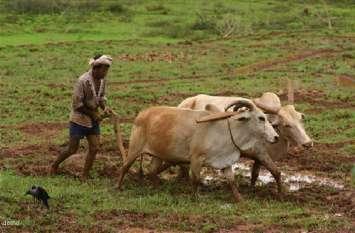 सहारनपुर में फूटा किसानों का गुस्सा, कलेक्ट्रेट तिराहे पर  लगाया जाम आैर कह दी ये बात