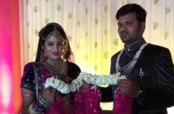 पीएम मोदी के ट्वीट से शुरू हई बात, परिजनों ने मिलाई कुंडली: श्रीलंका की हंसिनी ने भारतीय से किया विवाह