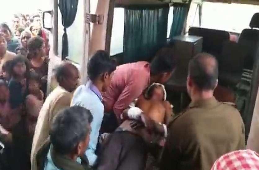 शौंच गए युवक पर तेंदुए का हमला, दोनों के बीच 20 मिनट तक चला संघर्ष