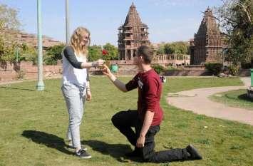 जोधपुर में प्यार पर रहा पहरा, देखें तस्वीरें...