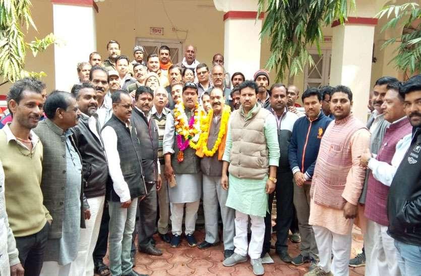 हमारा पहला मकसद लोकसभा चुनाव जीतना है: धर्मेन्द्र सिंह