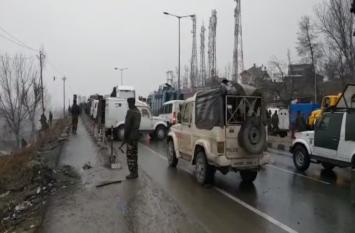#pulwama attack: पुलवामा आतंकी हमले में शहीद हुए जवानों की सूची आई सामने