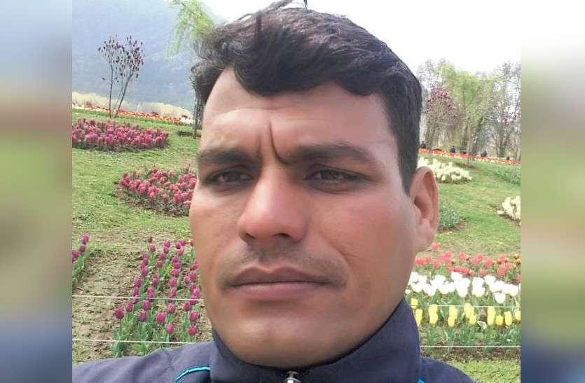 पुलवामा के आतंकी हमले में जयपुर का लाल हुआ शहीद, गांव में शोक की लहर