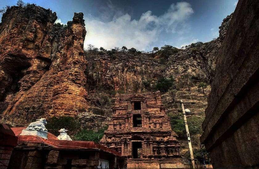 यांगती उमा माहेश्वर मंदिर