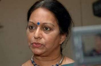 सारधा घोटाला: नलिनी चिदम्बरम ने अग्रिम जमानत की याचिका दायर की
