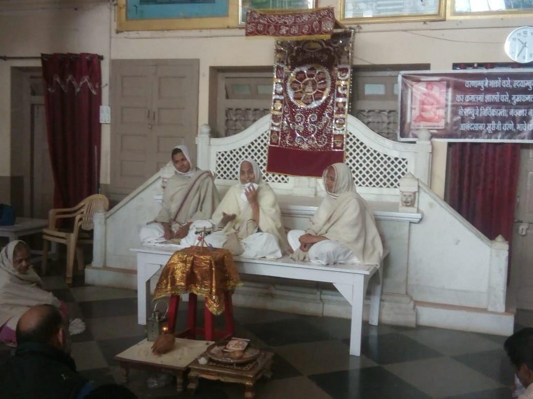 संयम बिना आत्मा का कल्याण नहीं - साध्वी अमिदर्षा श्रीजी म.सा.