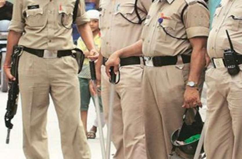 बल की कमी से छिन रही पुलिस को वीकली ऑफ की खुशी