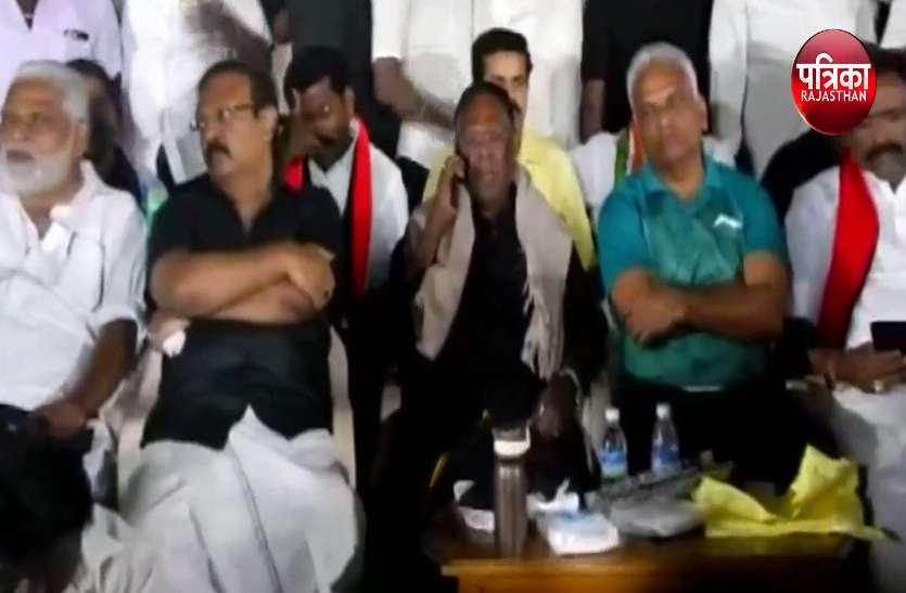पुडुचेरी में सरकार बनाम एलजी