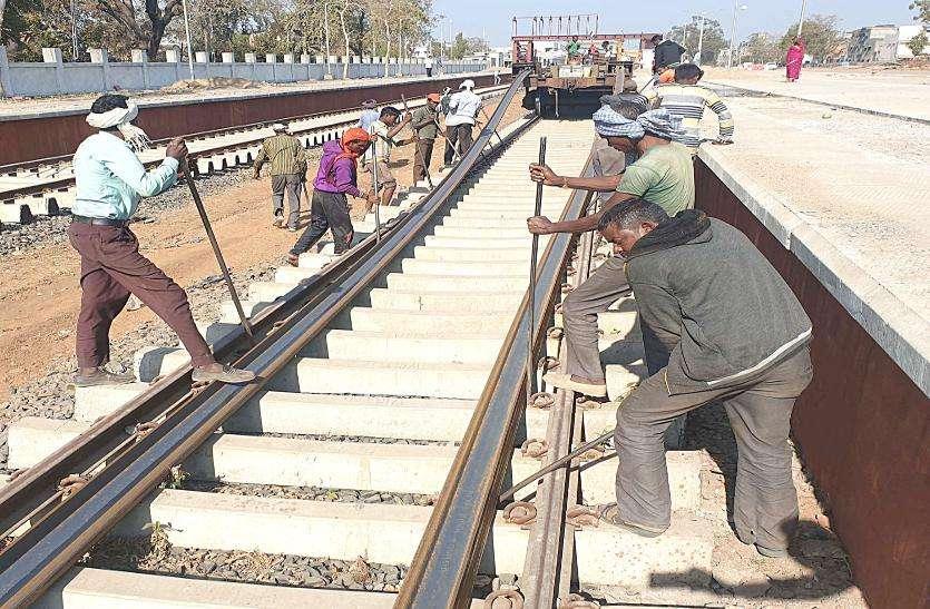 अहमदाबाद-रखियाल रेल मार्ग का होगा परीक्षण