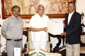 के. पिच्चुमणि मनोमणियम सुंदरनर विवि के कुलपति नियुक्त