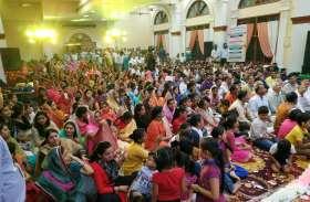 चन्द्रप्रभु जैन नया मंदिर की २५वीं वर्षगांठ पर ध्वजा रोहण 17 को