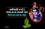 Mahashivratri 2019: महाशिवरात्रि पर करें 3 बेलपत्र का यह चमत्कारी उपाय, मिलेगी सुख-शांति और समृद्धि