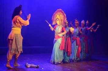 अश्विन मास में राम ने की थी मूर्ति पूजा की शुरुआत