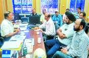 BSP : रेलपांत तैयार करने वाले कर्मियों का अब तक नहीं बना एलओपी