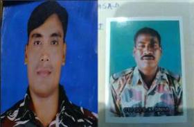 शहीदों के गांव से....दो जांबाज दोनों की अपनी-अपनी कहानी, शहीदों के परिजनों को शहादत पर गर्व,पूरे प्रदेश में गुस्सा