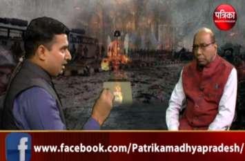 Video Story: पुलवामा हमला पर क्या बोले- सीआरपीएफ के पूर्व स्पेशल डीजी एनके त्रिपाठी