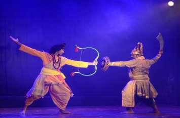 रावण से पहले युद्ध में हारे राम, शक्ति की आराधना कर पाई विजय