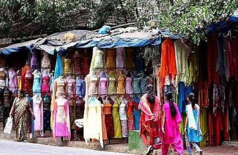 बंद रहेगा मुंबई का कपड़ा बाजार