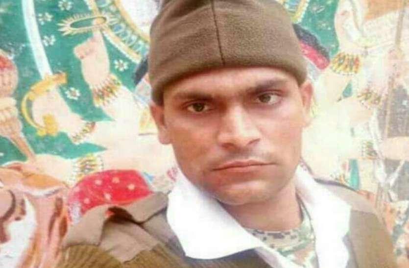 जम्मू कश्मीर में आतंकी हमले में शहीद हुआ प्रयागराज का लाल, पांच दिन पहले ही घर से ड्यूटी पर निकला था