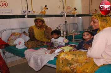 VIDEO : लापरवाही की हद : अस्पताल में मासूमों को खतरा, वार्ड में 22 बेड, भर्ती 37 बच्चे