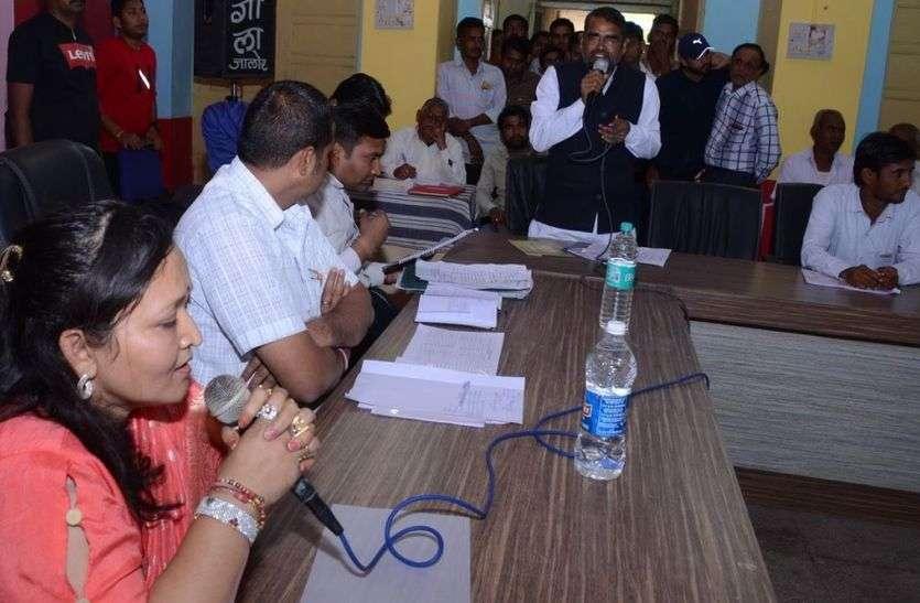ऐसी रही जालोर नगरपरिषद की 8वीं साधारण बैठक