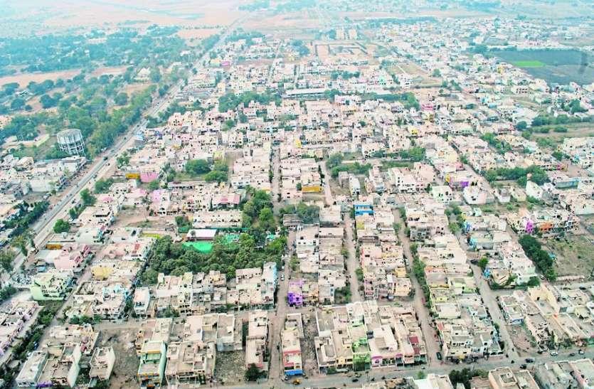 इंदौर की 146 अवैध कॉलोनियों को वैध करने की तैयारी