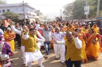 जैन मंदिर में वेदी प्रतिष्ठा महोत्सव का समापन