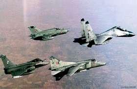 भारतीय वायुसेना के इस बड़े युद्धाभ्यास से सर्तक हुई ISI, पाकिस्तान को करवा रहे देश की ताकत का एहसास