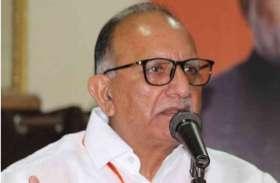 पुलवामा आतंकी हमले को लेकर BJP नेता अशोक परनामी का बड़ा बयान, बोले - 'PM ने छूट दी है तो जवाब भी देंगे'
