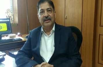 जोधपुर डिस्कॉम के नए एमडी सिंघवी ने संभाला पदभार, एग्रीकल्चर सप्लाई को सुदृढ़ करने की बताई प्राथमिकता