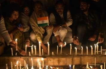 Pulwama Attack :  जो शहीद हुए हैं उनकी जरा याद करो कुर्बानी ...................
