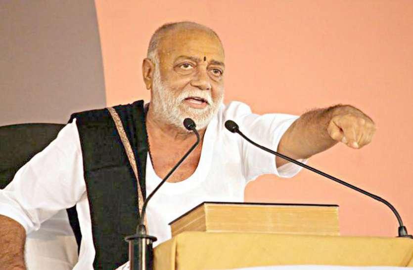 Ayodhya Ram Manidr संत मोरारी बापू ने राममंदिर को लेकर दे दिया बड़ा बयान
