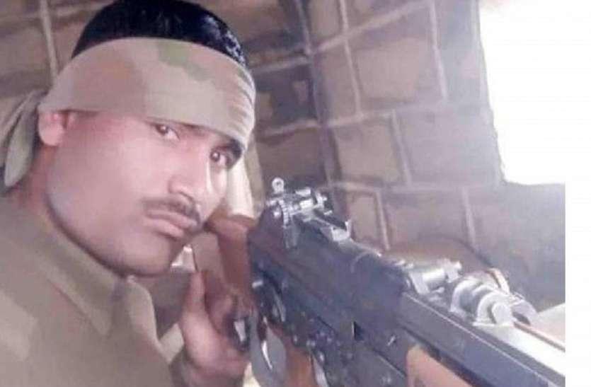 जैसे ही बेटे के शहीद होने की खबर घर आई, मच गई चीख पुकार, रुंधे गले से पिता बोले पाकिस्तान से बदला चाहिए