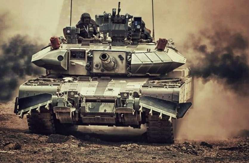 Five Most Powerful Indian Military Tank - ये हैं भारत ...